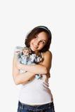 игрушка девушки Стоковые Фото