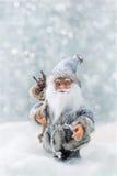 Игрушка Дед Мороз Стоковые Фотографии RF
