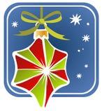 игрушка звезды рождества Стоковое фото RF