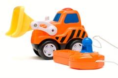 игрушка землечерпалки Стоковые Изображения RF