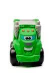 игрушка изолированная автомобилем Стоковое Фото