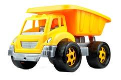 игрушка изолированная автомобилем Стоковые Изображения RF
