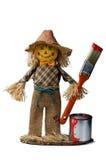 игрушка колеривщика мальчика Стоковая Фотография RF