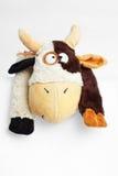 игрушка коровы шальная Стоковое фото RF