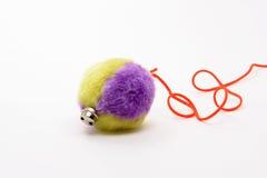 игрушка кота Стоковая Фотография
