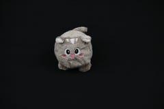 Игрушка кота Стоковые Фотографии RF