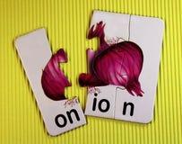 Игрушка красного лука Стоковая Фотография RF