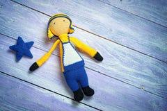 Игрушка куклы Стоковая Фотография RF