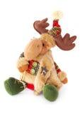 игрушка лосей Стоковая Фотография