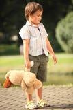 игрушка мальчика Стоковые Изображения