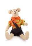 игрушка медведя мягкая Стоковое Фото