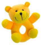 Игрушка младенца мягкая, совершенный подарок для младенца Стоковые Фотографии RF