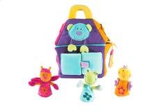игрушка младенца Стоковая Фотография