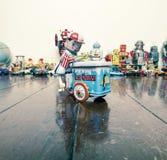 Игрушка мороженого Стоковые Изображения