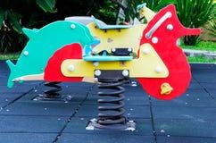 игрушка моря лошади стоковая фотография