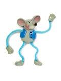 игрушка мыши танцы стоковая фотография rf