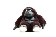 игрушка обезьяны Стоковое фото RF
