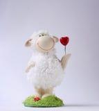 игрушка овец Стоковые Изображения