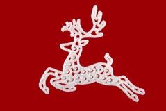 игрушка оленей рождества Стоковая Фотография