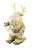 игрушка оленей рождества Стоковые Фото