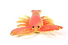 игрушка омара облицовки вы стоковые изображения rf