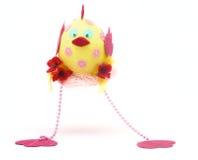 игрушка пасхи цыпленка Стоковая Фотография RF