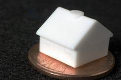 игрушка пенни дома Стоковая Фотография