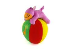 игрушка плюша Стоковые Изображения