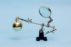 игрушка робота Стоковое Изображение