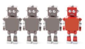 игрушка робота Стоковая Фотография RF