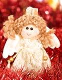 игрушка рождества ангела Стоковые Фото