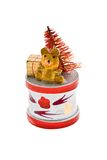 игрушка рождества Стоковое Изображение