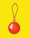Игрушка рождества для рождественской елки Стоковые Изображения