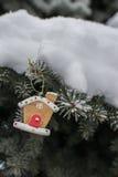 Игрушка рождественской елки Стоковая Фотография RF