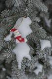 Игрушка рождественской елки Стоковые Изображения RF