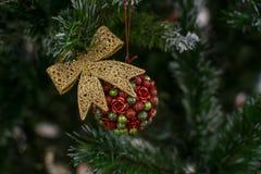 Игрушка рождественской елки Стоковая Фотография