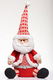 Игрушка Санта Клауса мягкая Стоковое Изображение RF