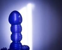 Игрушка секса вибромашины для Стоковое фото RF