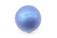 игрушка сини шарика стоковые изображения