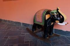 игрушка слона Стоковые Фото