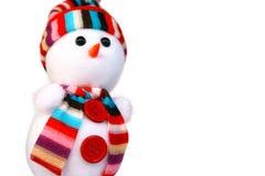 Игрушка снеговика Стоковое Изображение