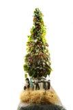 Игрушка снеговика handmade Стоковое Изображение