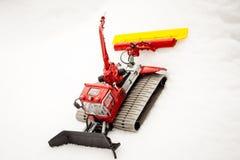 игрушка Снег-кота Стоковые Фотографии RF