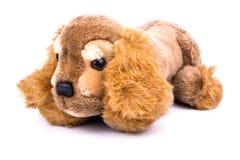 игрушка собаки мягкая Стоковые Фотографии RF