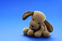 игрушка собаки Стоковое Изображение