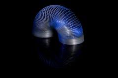 игрушка спиральной пружины Стоковое Фото