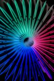 Игрушка спиральной пружины Стоковая Фотография RF