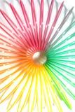 Игрушка спиральной пружины Стоковые Фото