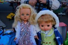 игрушка СССР детей стоковая фотография