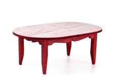 игрушка таблицы мебели стоковое изображение